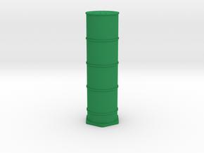 Handle Grip Toy in Green Processed Versatile Plastic: Medium