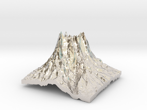 Mountain 2 in Platinum: Small