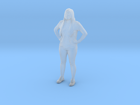 Printle C Femme 043 - 1/72 - wob in Smooth Fine Detail Plastic