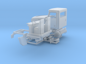 1/64 Truck Cab #3 CT680 in Smooth Fine Detail Plastic