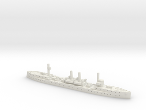 Chao Ho 1/1250 in White Natural Versatile Plastic