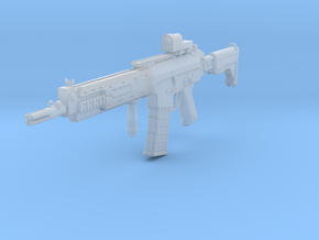 1/12th K5C with optics and foregrip in Smooth Fine Detail Plastic