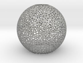 Sphere_vero_3_40mm in Aluminum