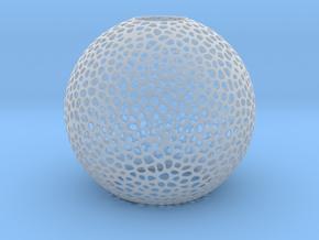 Sphere_vero_3_40mm in Smooth Fine Detail Plastic