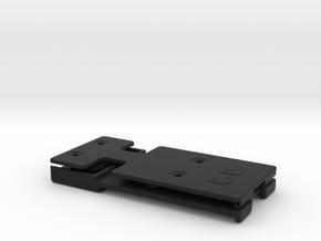 Elantra remote, keys, and wallet in Black Natural Versatile Plastic