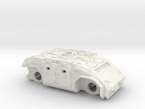 Imperial Federal 4x4 APC 15mm in White Strong & Flexible