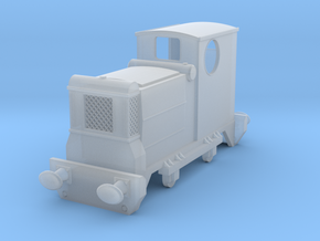 "009 Talyllyn Railway ""Midlander"" Diesel Locomotive in Smoothest Fine Detail Plastic"