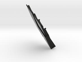 41 module long 2pc mod bottom in Black Strong & Flexible