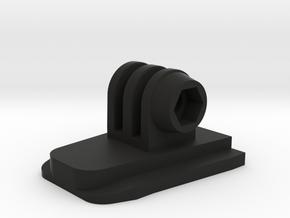 Gorilla Pod Focus GoPro Quick Release Plate Foot in Black Natural Versatile Plastic