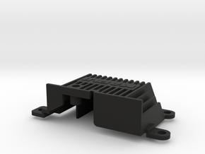 Hunter/Galaxy Gear Box Cover in Black Natural Versatile Plastic