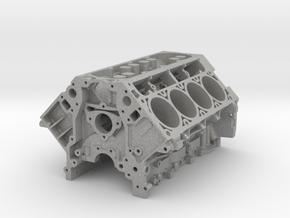 1/8 Scale LS3 Engine Block in Aluminum: 1:8