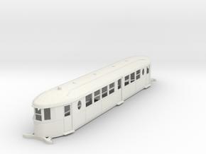o-43-sr-sent-cammell-railbus in White Natural Versatile Plastic