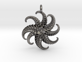 IF Starfish in Polished Nickel Steel