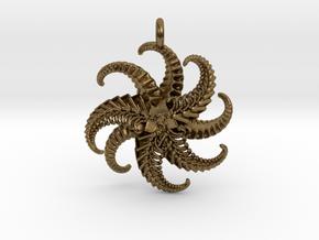 IF Starfish in Natural Bronze