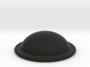 Wrist Gem in Black Natural Versatile Plastic