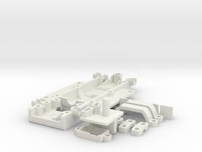 GRC_Skoda130RS in White Natural Versatile Plastic