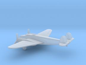 Caproni Ca.135 bis in Smooth Fine Detail Plastic: 6mm