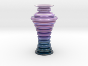 Vase 1894 in Glossy Full Color Sandstone