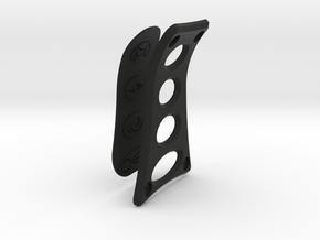 ARROW - Season 6 Bow Sight Window Controls in Black Strong & Flexible