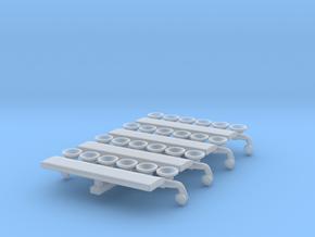 LB/Ss/6r/Sm/Lk in Smoothest Fine Detail Plastic