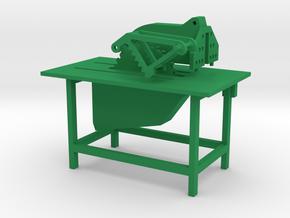 Säge Kreissäge in Green Processed Versatile Plastic