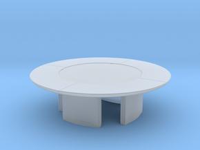 Miniature Gordon Writing Desk - Giorgetti  in Smooth Fine Detail Plastic: 1:48 - O