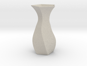 Vase XS in Natural Sandstone