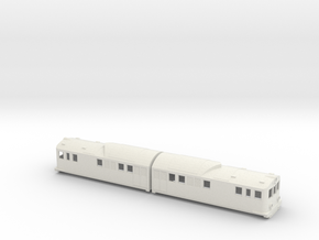 Swedish SJ electric locomotive type Of with steel  in White Natural Versatile Plastic