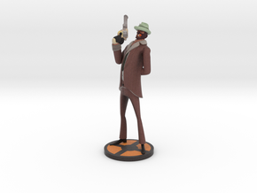 Spy (Custom request) in Full Color Sandstone