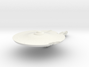 Nelson Class IV  Damaged in White Natural Versatile Plastic