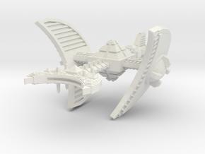 crucero ligero clase mortaja in White Natural Versatile Plastic