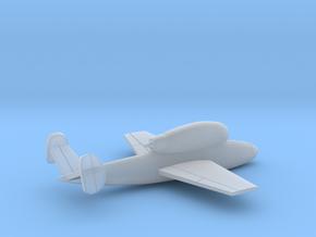 (1:285) Henschel Hs 132 in Smooth Fine Detail Plastic