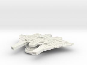 acorazado clase custodio in White Natural Versatile Plastic