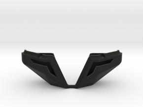 Honcho Bed Corners in Black Premium Versatile Plastic