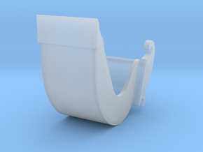 banaanbak cw30 3D in Smooth Fine Detail Plastic