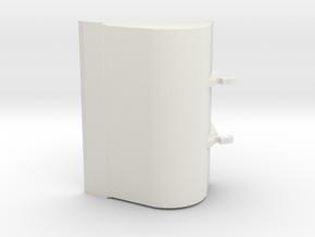 bak cw30 1800mm 20-25ton 3D in White Natural Versatile Plastic