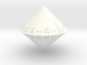 d40 in White Processed Versatile Plastic