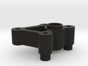 3 Gear Standup in Black Natural Versatile Plastic