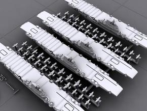 48UK01 UK CV Illustrious[1940](x4) in Smooth Fine Detail Plastic