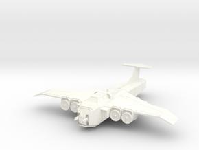 6mm Raider Recon in White Processed Versatile Plastic
