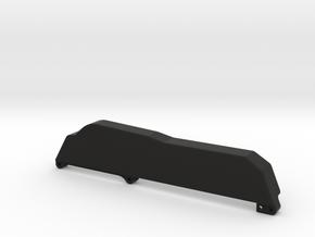 side pods left in Black Natural Versatile Plastic