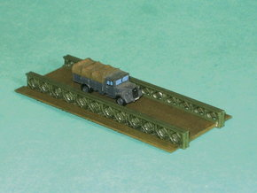 Bailey Bridge 1/285 6mm in Frosted Ultra Detail
