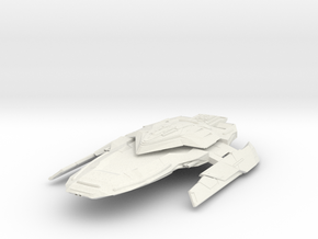 Federation Strike Class  StrikeDestroyer in White Strong & Flexible