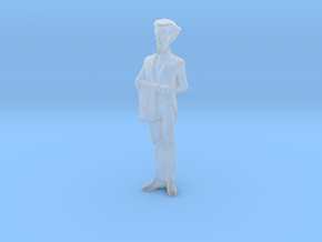 1/48 Butler Standing-by in Smooth Fine Detail Plastic