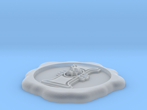 seal of the watchers in Smooth Fine Detail Plastic
