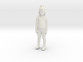 Printle C Kid 192 - 1/22.5 - wob in White Natural Versatile Plastic