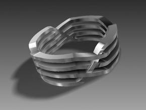 Ring6 in Stainless Steel