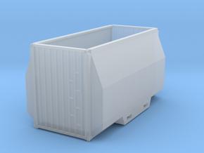 Innofreight XXXL WoodTainer, Fliscontainer in Smooth Fine Detail Plastic