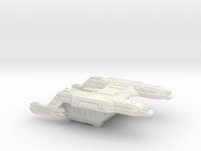 3125 Scale Lyran Cougar Carrier Tug CVN in White Natural Versatile Plastic