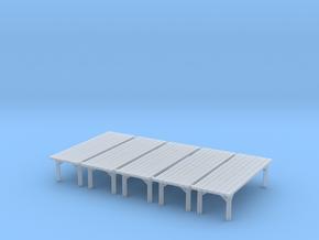 Tavern Table Medium X5 in Smooth Fine Detail Plastic